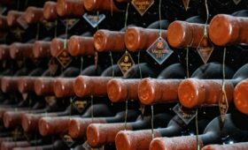 vin rouge conservation